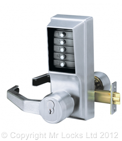 Caerphilly Locksmith Mechanical Codelock 2