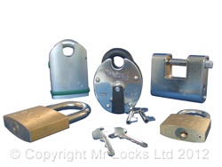 Caerphilly Locksmith Padlocks
